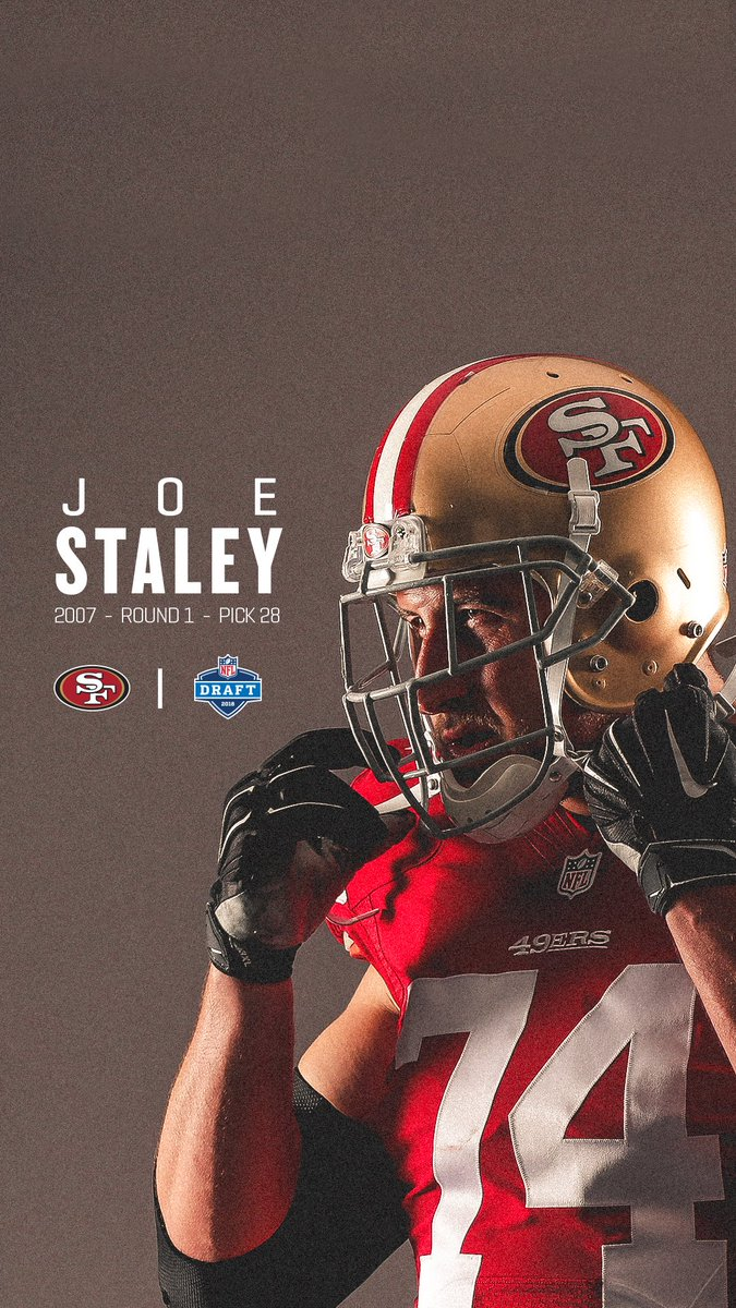 """San Francisco 49ers on Twitter: """"Wallpaper Wednesday, #NFLDraft edition… """""""