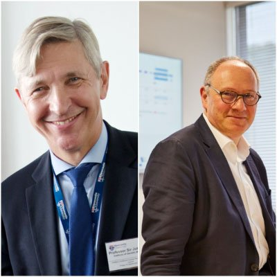 Professor Sir John Burn (@CaPP3) and Dr Jem Rashbass (@jemrashbass) will create a national registry of people with #Lynchsyndrome to help inform surveillance, treatment and care of people with the condition https://t.co/ntYPo08mxZ