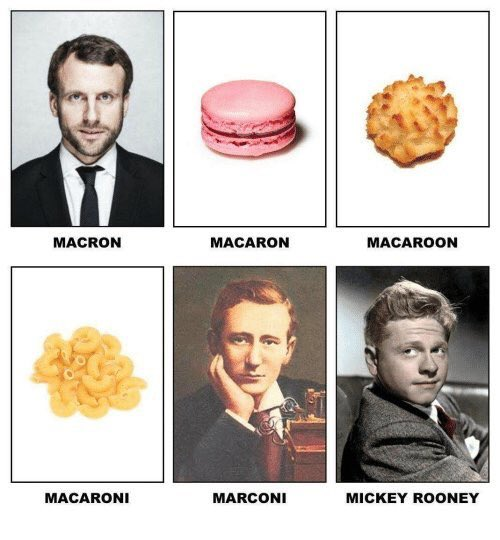 The French President...and pretenders. (ht @tobyburns1)