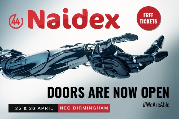 Have you visited us at #Naidex44 yet? We&#39;re at stand 3270 - you can find out everything about our #magazine and how we work to tell the stories important to #disabled people, their friends, family, and #professionals. We&#39;ll be at @NaidexShow today AND tomorrow.<br>http://pic.twitter.com/zumM1MOWg9