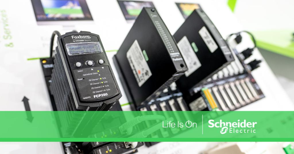 When software, apps and analytics come together, manufactures can optimize their workflows and thereby increase their operational profitability. Discover the potential of #EcoStruxure Plant Solutions @hannover_messe in Hall 11, Booth C58. #IoT #HM18 https://t.co/WruTp7HBL4