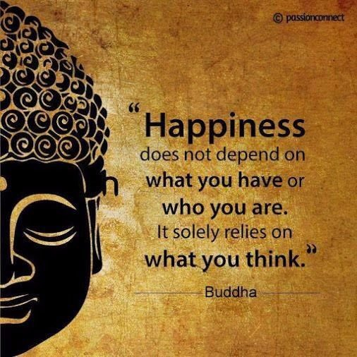 #Happiness is from our #mind not #materials, #status, #money &amp; #career. Think #wisely &amp; find the #real #happiness. #tsemtulku #spiritual #buddhism #dharma #compassion #love #care #kindness #respect<br>http://pic.twitter.com/cNj4NMbQI3