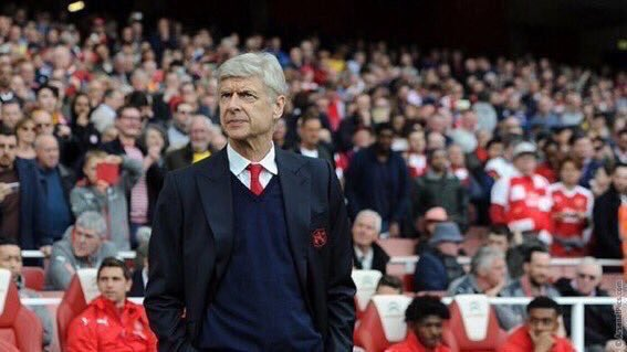 [#PL🇬🇧] 🔴Arsène Wenger a reconnu que le timing de l'annonce de son départ n'était pas vraiment sa décision
