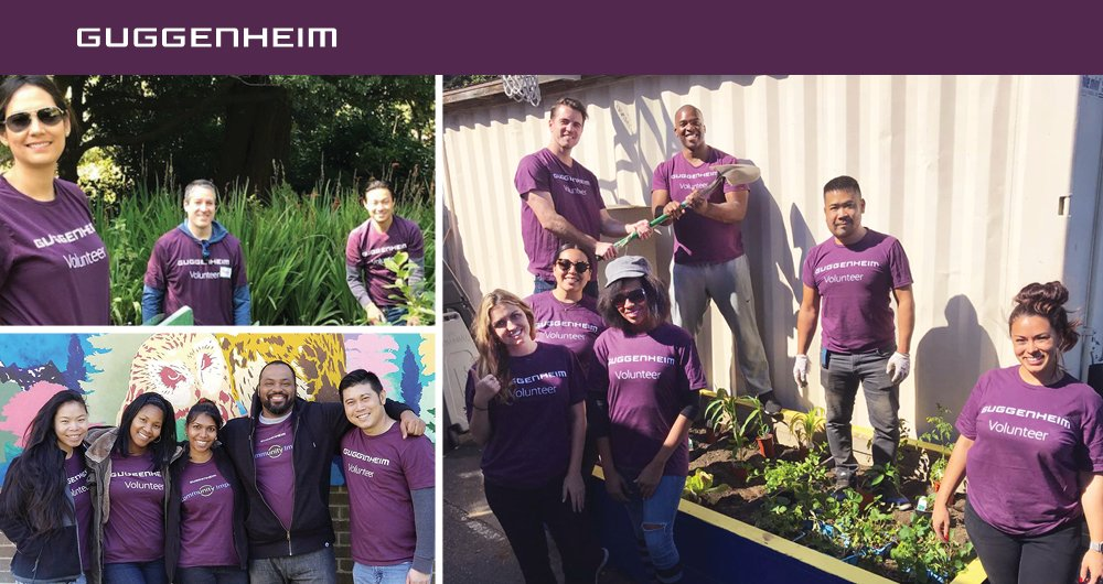 Employees celebrated #EarthDay with @MontgomeryParks, Boys and Girls Club of Santa Monica and the San Francisco Botanical Garden. #CSR