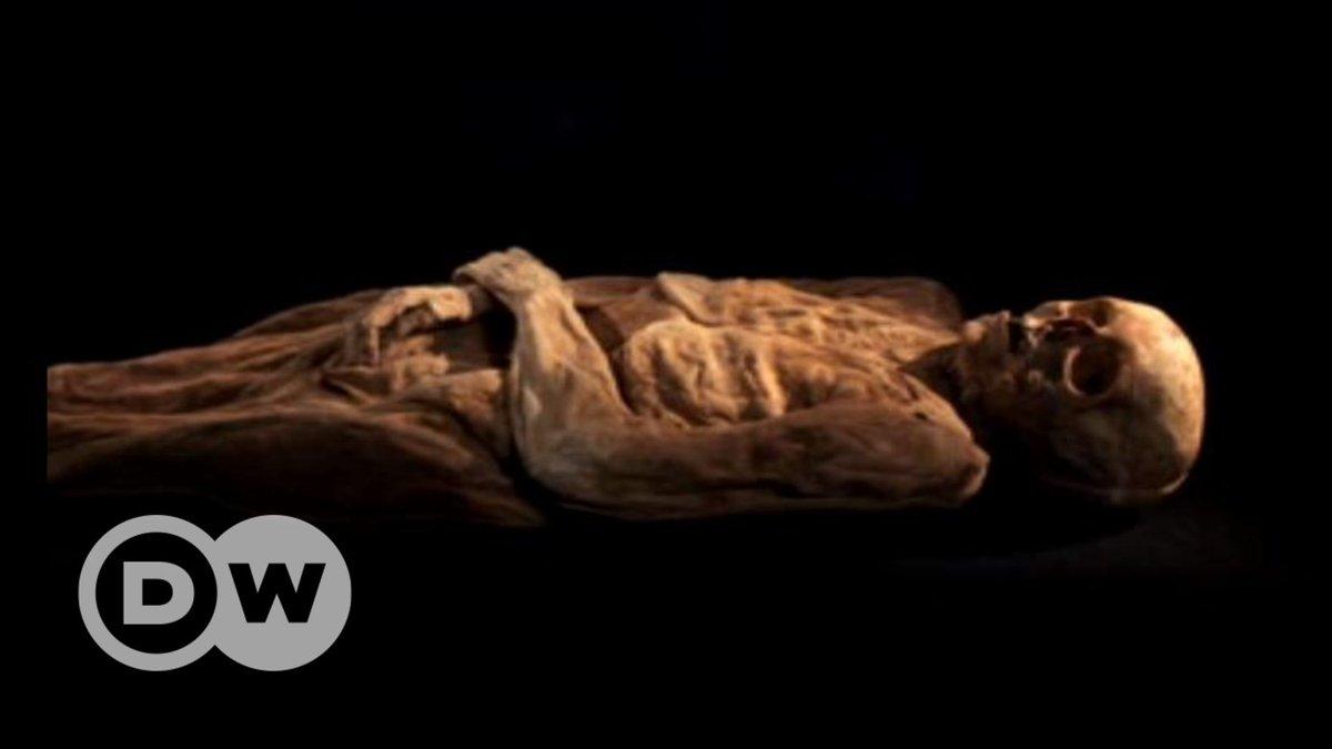 Cientistas desvendam mistério de múmia suíça. Eles conseguiram até encontrar uma parente viva. #Futurando   https://t.co/rD77fQFIJW