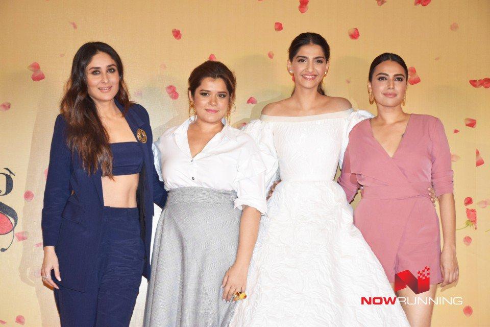 Veere Di Wedding Trailer.Sonam Kapoor Ahuja Russia On Twitter Photos Veere Di Wedding