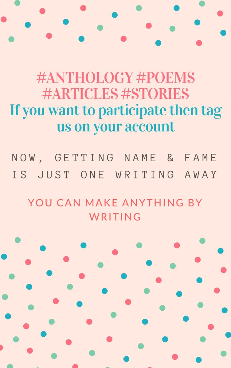Gullybaba Anthology  If you want to participate then tag us on your account  #anthology #poems #articles #stories #writealert #authors #gullybabaanthology #submissionguidelines #benefits #muchmore #gphbooks  http://www. gullybaba.com  &nbsp;  <br>http://pic.twitter.com/gMKPo8lRTx