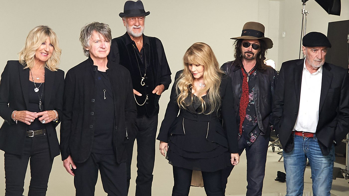 Reloaded twaddle – RT @RollingStone: Fleetwood Mac detail a massive North American tour and discuss...