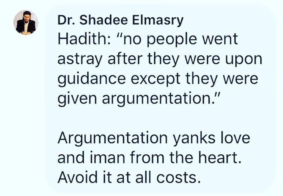 Dr  Shadee Elmasry på Twitter: