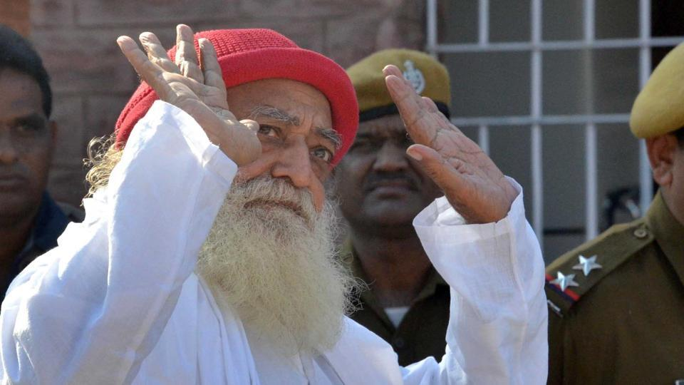 Self-styled Godman Asaram Convicted Of Raping A Minor Girl At His Jodhpur Ashram In 2013; Sentenced To Life Imprisonment. Finally Justice Served!  #AsaramVerdict #AsaramBapu #AsaramCaseVerdict <br>http://pic.twitter.com/9Ct7y0gaqK