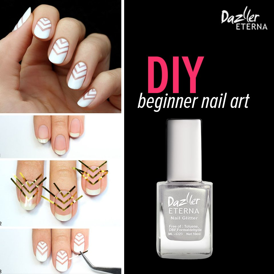 Dazllereterna On Twitter Daunted By The Complex Nail Art Designs