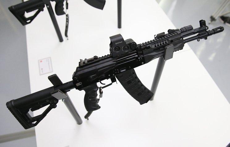 Russian state arms seller ready to help India build facility to produce Kalashnikov rifles https://t.co/pQqiGOEzDv © Anton Novoderezhkin/TASS