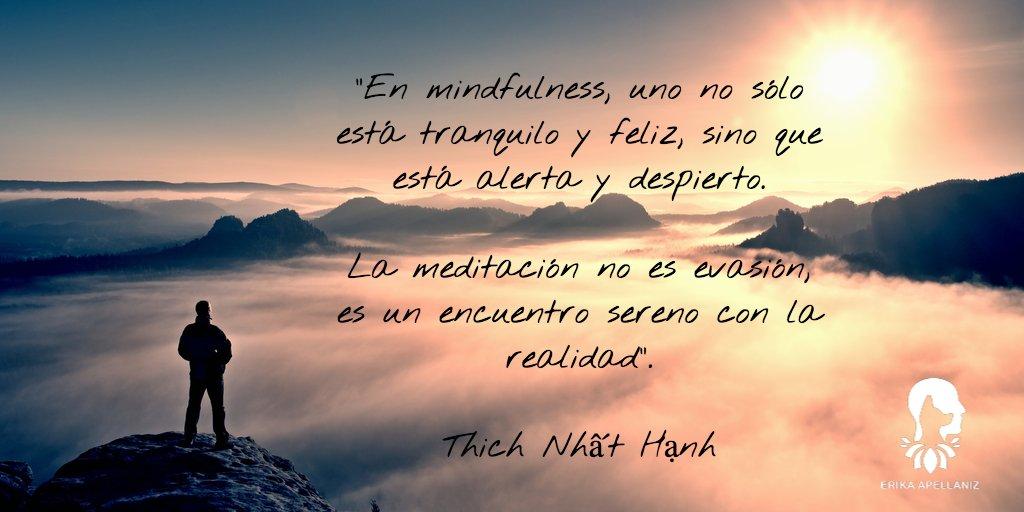 Erika Apellaniz Auf Twitter En Mindfulness Uno No Sólo