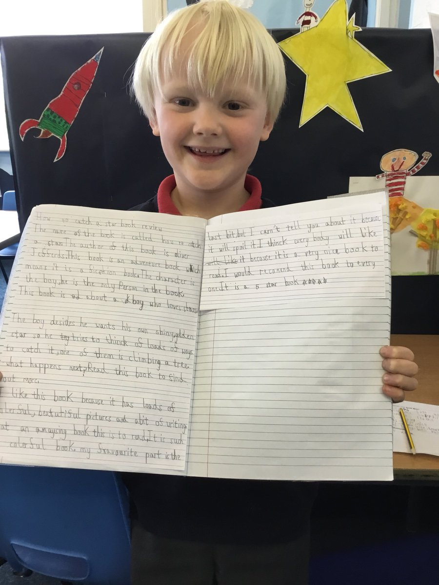 test Twitter Media - A fantastic effort in English from this pupil who not only wrote a brilliant book review but also worked incredibly hard on his presentation! Well done! #gorseyenglish https://t.co/g12yWuYdkb