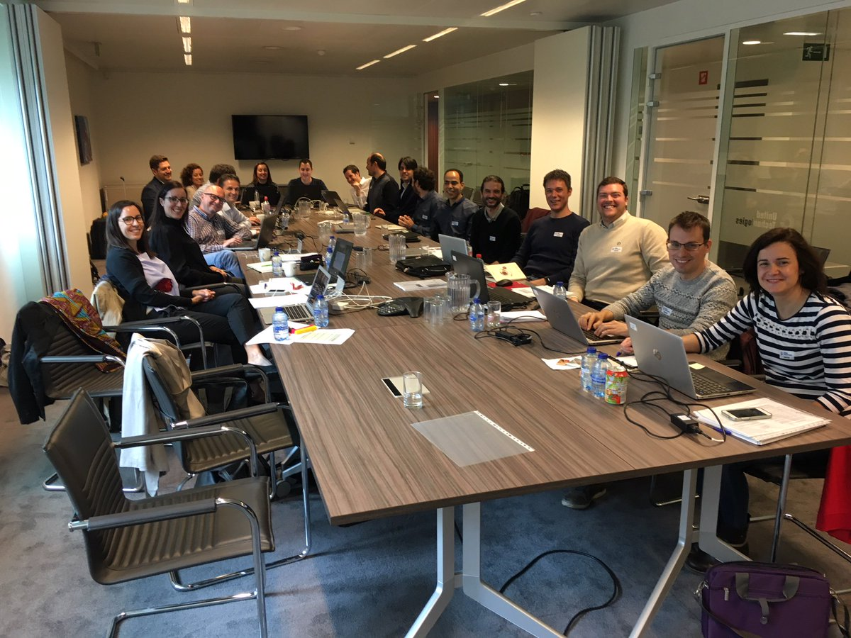 Action in Brussels: our @opteemal_EU project team is gathering in Brussels for the 2nd EC Review Meeting and demonstration of the OptEEmAL platform prototype! #H2020 #energyefficiency #SmartCities<br>http://pic.twitter.com/lP3HZxQEEk