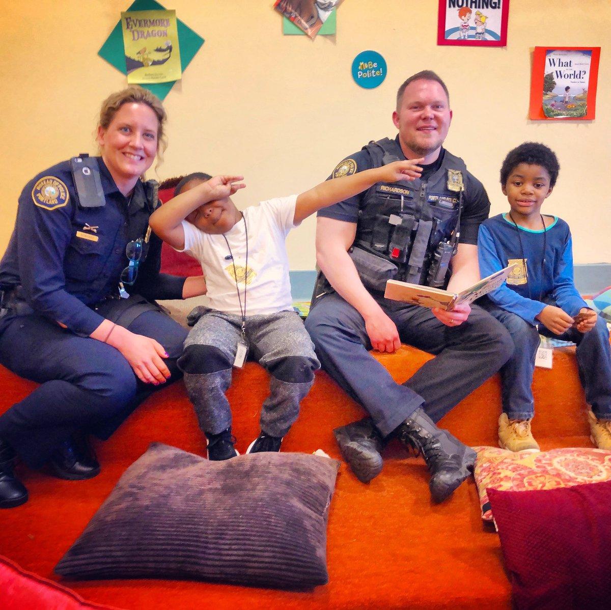 Portland Policeverified Account