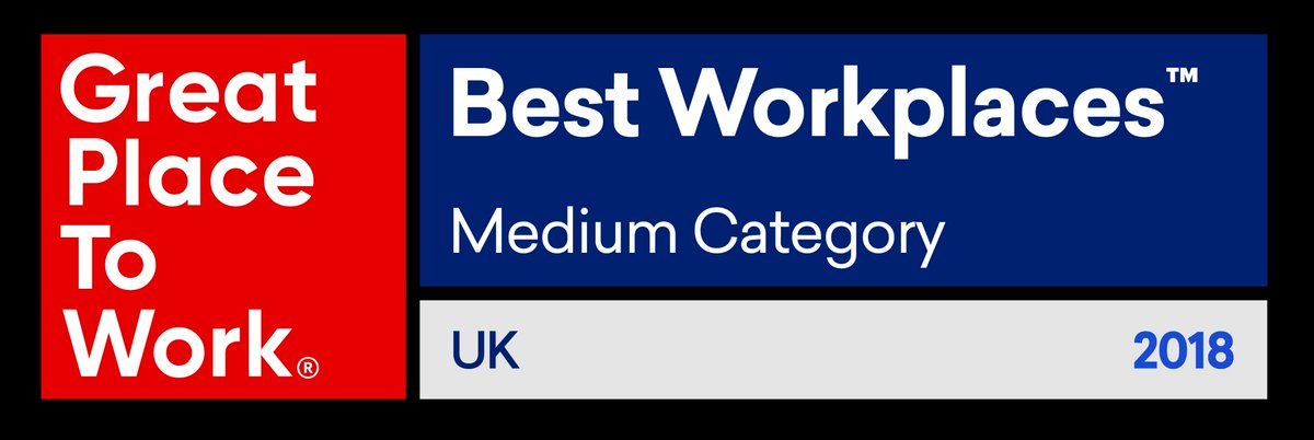 test Twitter Media - We're absolutely delighted to announce we have been named one of the UK's Best Workplaces™ by Great Place to Work®! Tonight we will find out exactly what ranking we have secured for the Best Workplaces™ Medium Category. We will keep you posted! #ukbestworkplaces https://t.co/94WTtZj38F