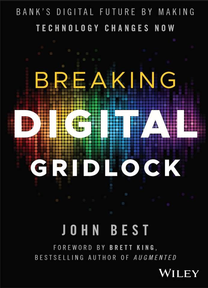 Breaking Digital Gridlock empowers #CreditUnions and community banks to make the shift to digital - with minimal #disruption  Now available on #Amazon:  https:// amzn.to/2GEj5VV  &nbsp;    #Fintech #Books #Blockchain #Crypto #AI #MachineLearning #FinancialServices #DigitalTransformation<br>http://pic.twitter.com/YiuTVjOIqO