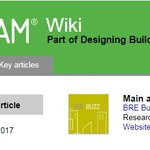 Did you know you can write an article on the #BREEAM Wiki and link it to your profile and website? Share knowledge, best practice and showcase your work! #BREEAMWiki https://t.co/JmKEOSZsvf