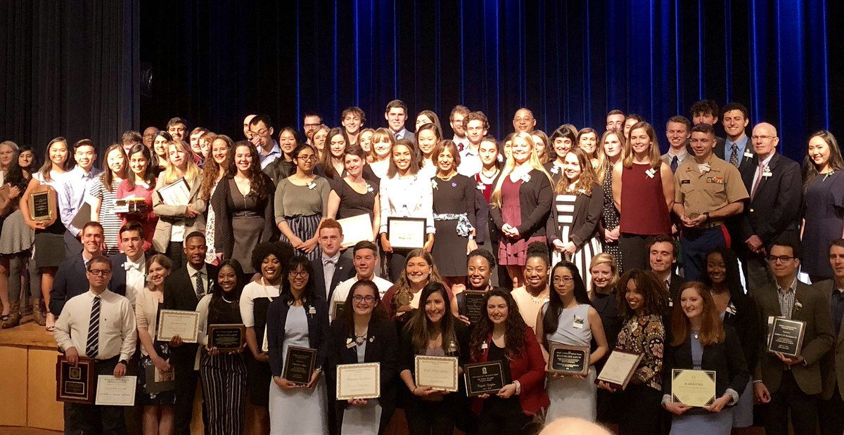 Enjoyed celebrating excellence at the Chancellor's Awards ceremony yesterday. Congratulations to all recipients – your hard work & dedication has made a lasting impact! TY @CarolinaUnion for organizing a wonderful event. https://t.co/k9EmTyscQV