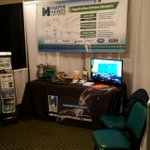 Image for the Tweet beginning: Come by Booth #20 Harper