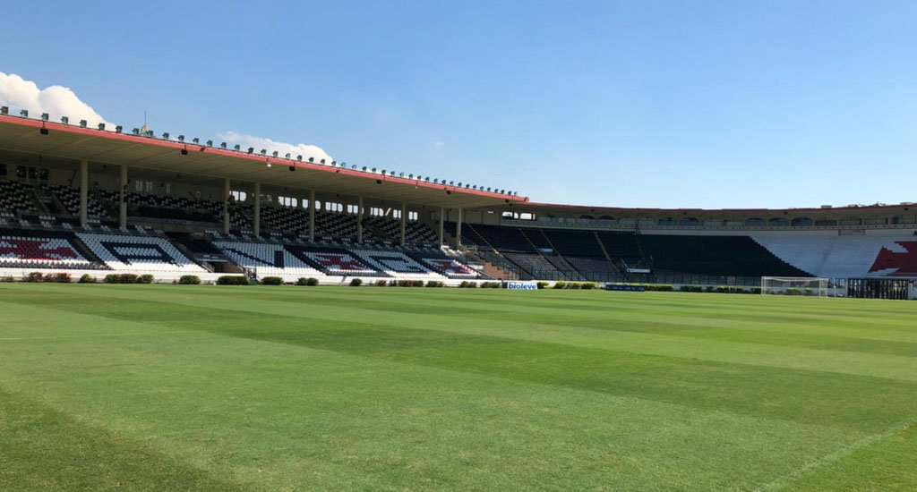 #ConmebolLibertadores ⚽️🏆   São Januário, la casa del @vascodagama, un estadio de estilo particular.  ➡️ https://t.co/GrKKTGpsHG