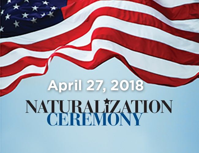 .@UNC_Global invites all community members to celebrate the newly obtained U.S. citizenship of 60 North Carolinians at Friday's @USCIS Naturalization Ceremony, to be held at @UNC's FedEx Global Education Center: https://t.co/LWpKRTHBpR https://t.co/kuKGUNbX66