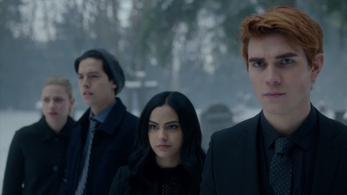 The mysteries continue for the CORE4 in tonight's #Riverdale. And if you thought last week's ending was chilling…