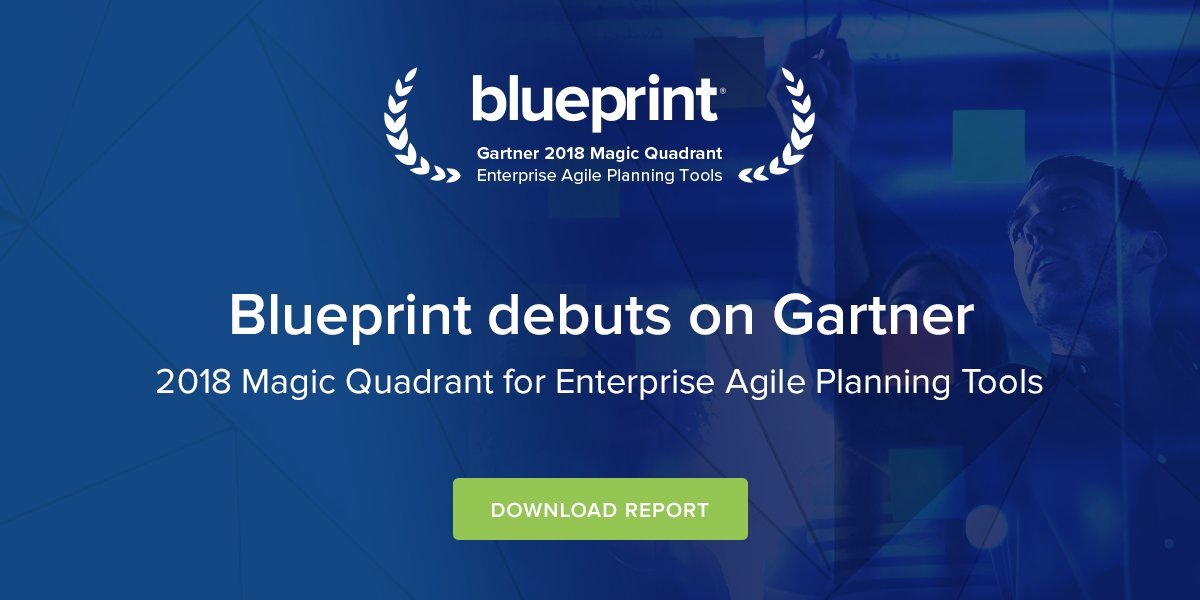 Blueprint blueprintsys twitter the market is rapidly evolving and we are proud to be recognized by gartner for our completeness of vision and ability to execute in this mq malvernweather Gallery