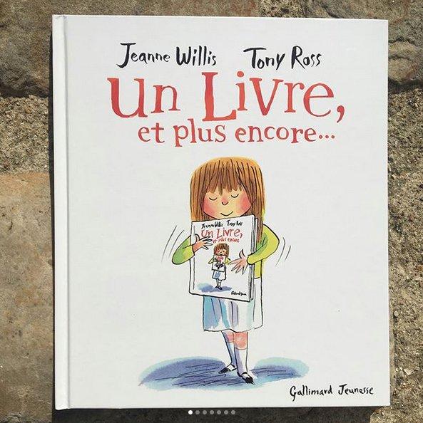 Gallimard Jeunesse On Twitter Un Livre C Est Bien Plus