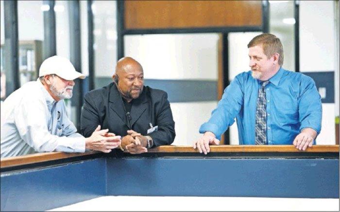 Alamance-Burlington Schools Public Information Office Picture