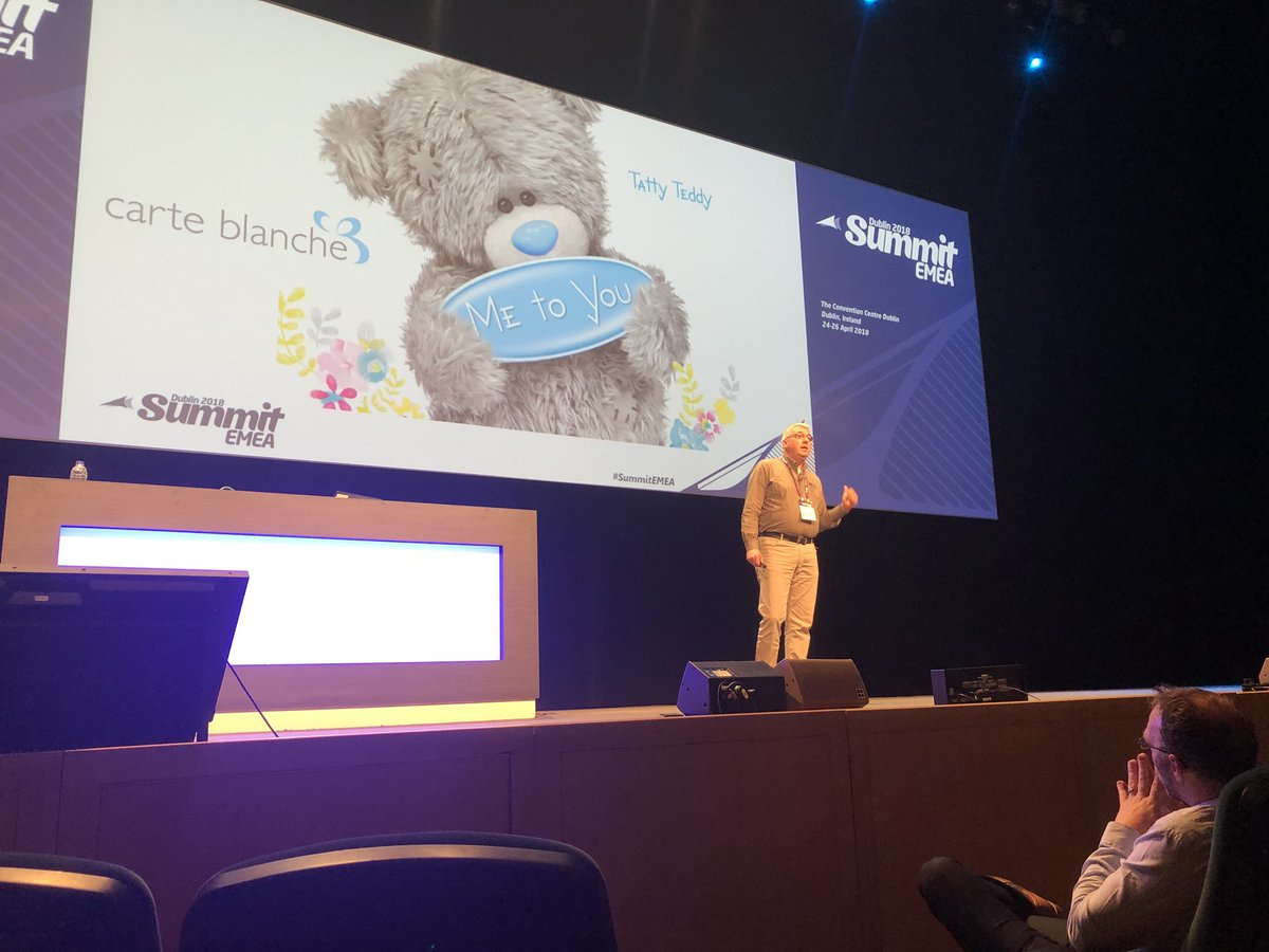 Jim butler on twitter bhsolutions johan van de scheur takes the johan van de scheur takes the stage at summitemea to present ax project implementation at carte blanche greetings in uk httpstl7oc8lu1zb m4hsunfo