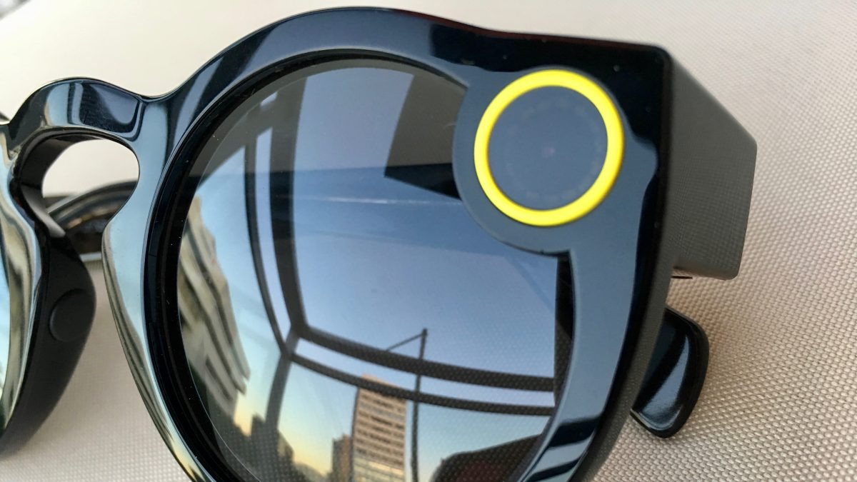 Spectacles 2 reportedly coming this week as Snapchat takes second shot atwearables https://t.co/vhydvc6m89 by @michaelpotuck