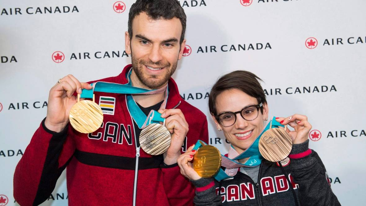 Canadian pairs skaters Meagan Duhamel, Eric Radford officially retire https://t.co/GNSpnZQVRY