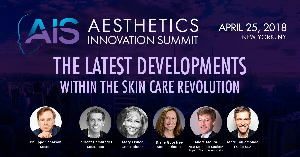 Sente Sur Twitter We Are Excited To Hear Board Member Philippe Schaison Sente Ceo Laurent Combredet And Many Other Industry Leaders As They Predict How The Skin Care Market Is Transforming