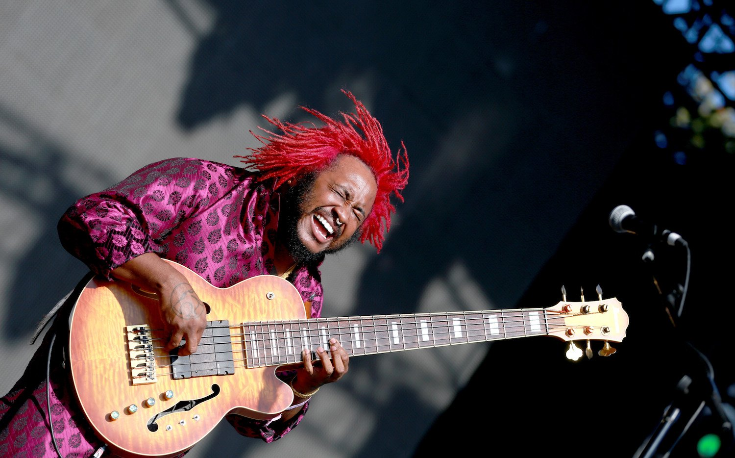 Listen to @Thundercat's new track 'Final Fight' https://t.co/lXE5mxIh0R https://t.co/BuWYEH6eYX