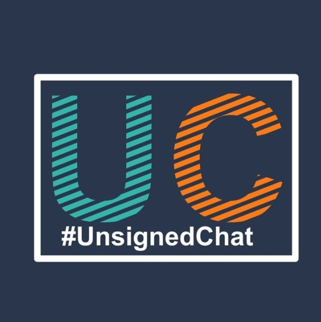 Follow our US networking twitter hour @UnsignedChat.   #Promote your #music every Monday at 8pm EST and Wednesday at 6pm EST. Hosted by the awesome @JaynaSongs.  #musicians #songwriters #musicianslife #Unsigned #bands #RecordingArtists #SingerSongwriters   Please retweet<br>http://pic.twitter.com/ETMKLbTzjj