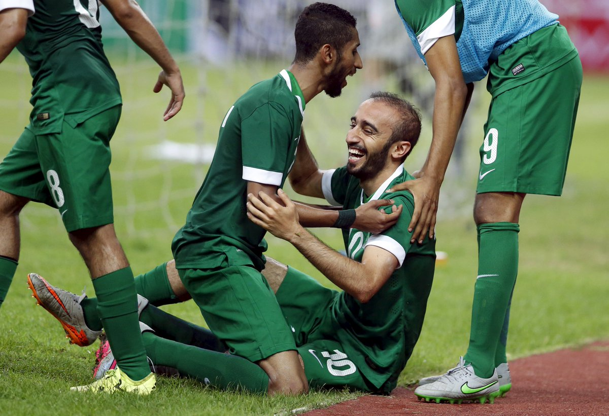 Will Saudi Arabia shock Group A this summer?   We look at their chances in Russia.  https://t.co/8dAf4Pusyg