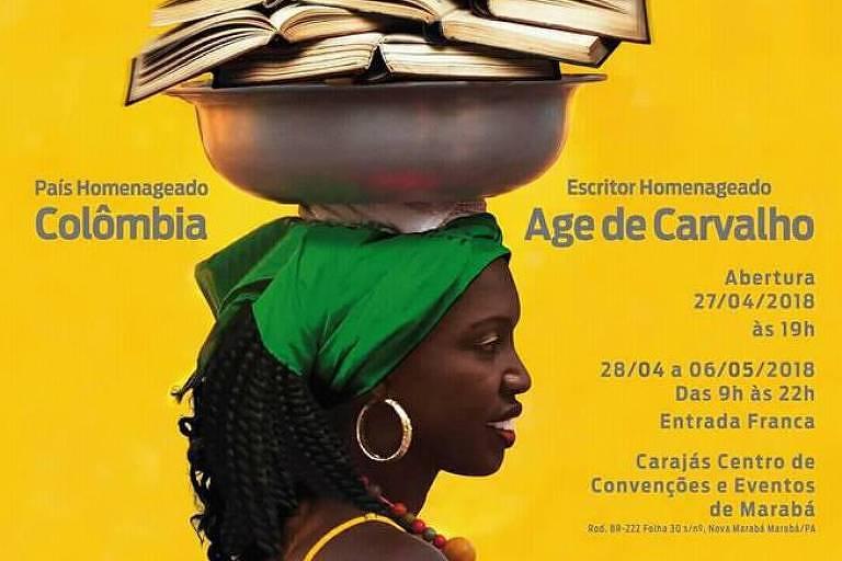 Polêmica na Amazônia   Após queixas sobre racismo, Secretaria do PA muda cartaz de feira https://t.co/bL8YBzzyNs