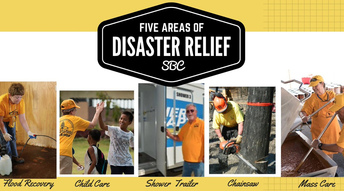 Image result for sbc disaster relief training