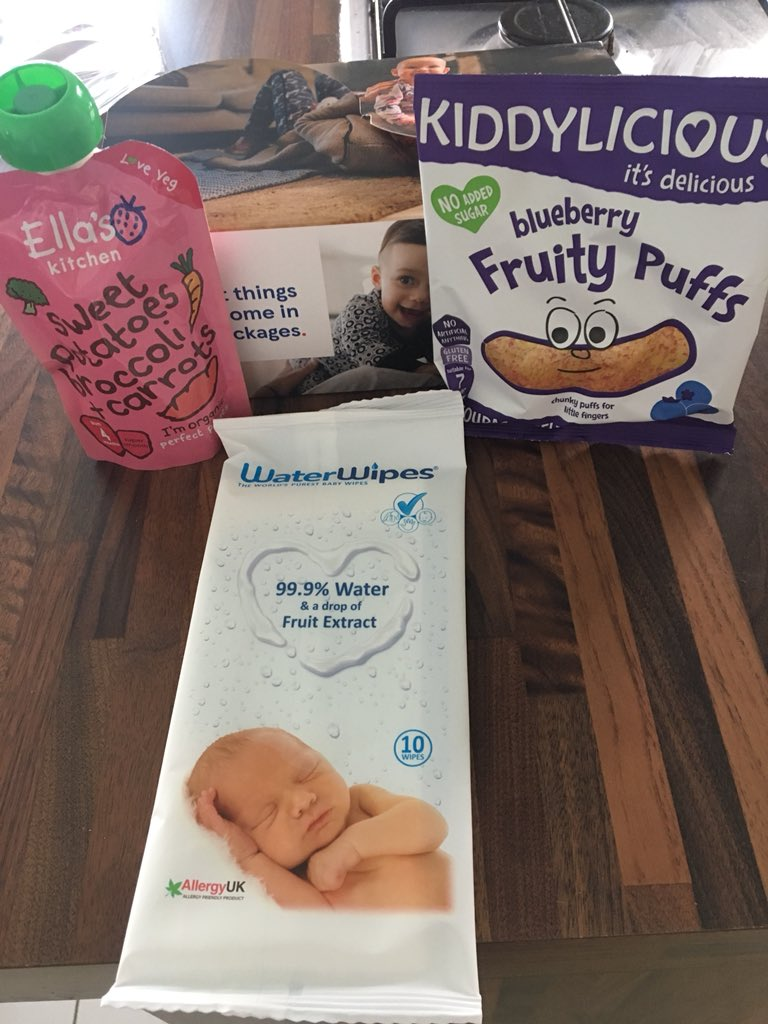 Thank you @Tesco for my surprise package in last weeks shop! Every little really does help #everylittlehelps