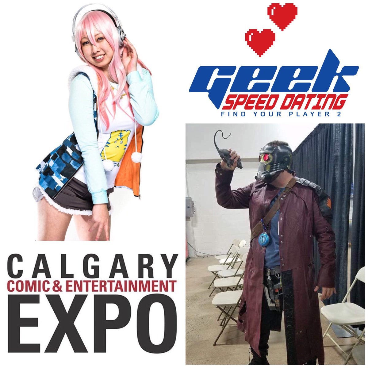 calgary expo speed dating seznamovací agentura preston
