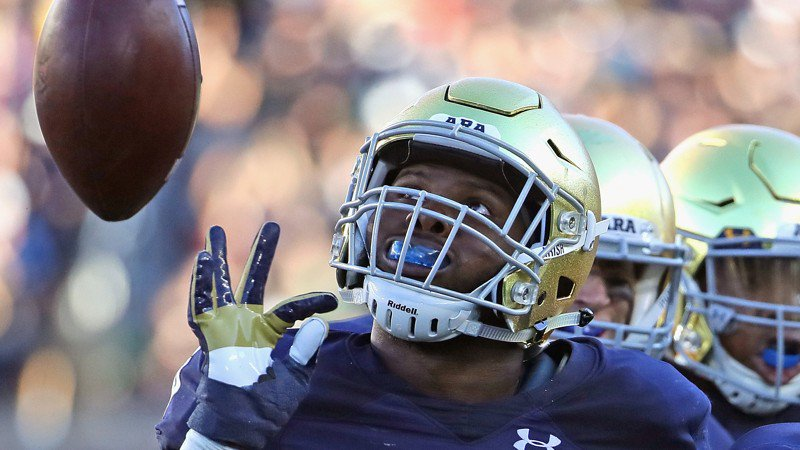 Notre Dame defensive tackle transferring to Georgia https://t.co/ULdY1B9P4D