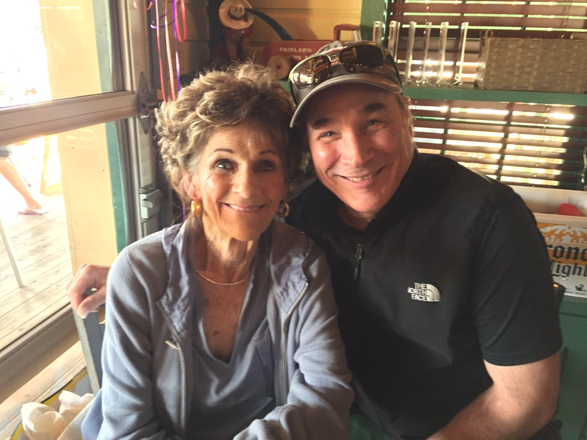 clint black on twitter celebrating my mom s birthday back home 82