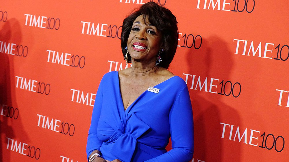 .@MaxineWaters on James Comey's character, impeaching Donald Trump and why she loves  #BlackPantherhttps://t.co/a7S4z07hrX