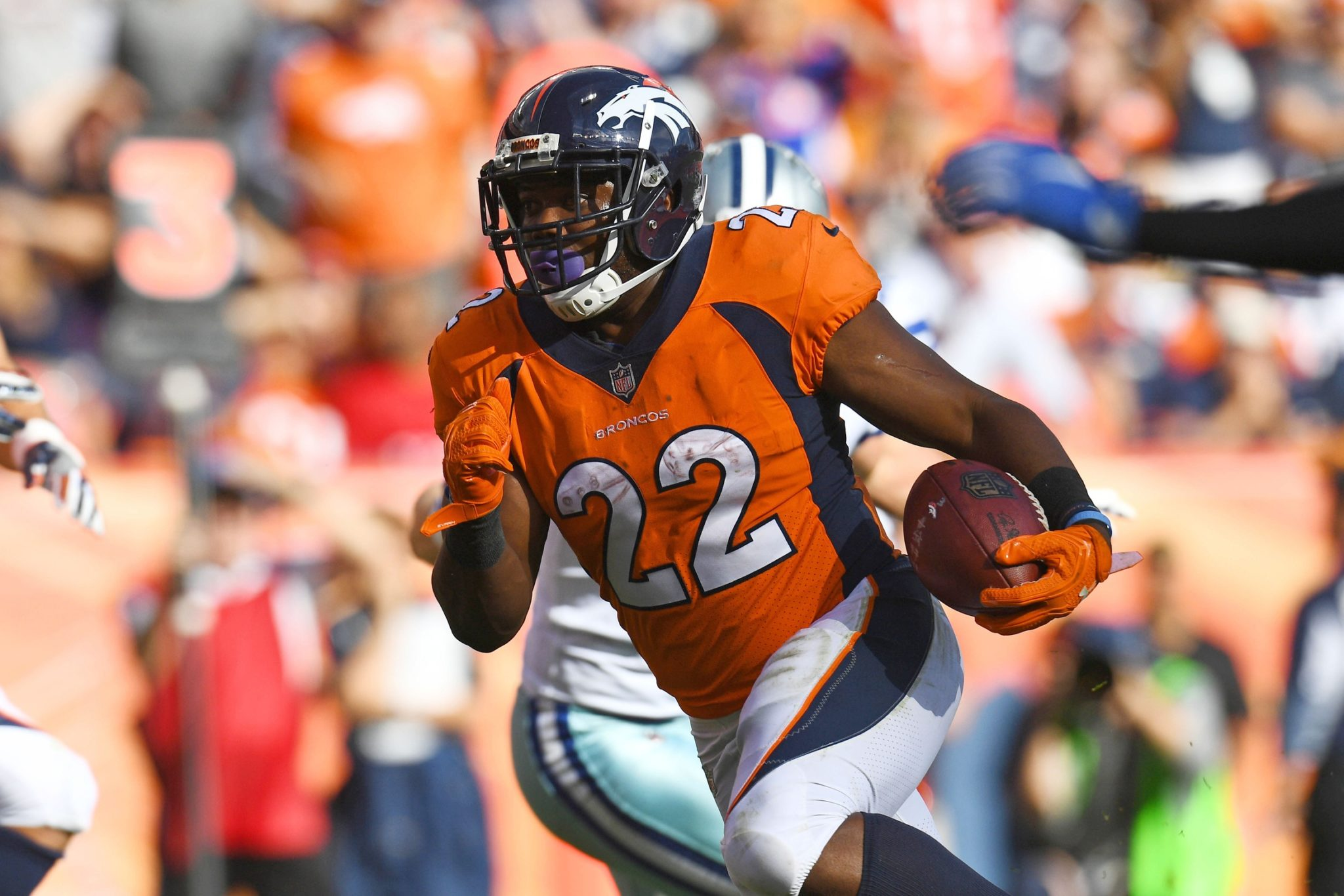 Eight Teams Have Expressed Interest In Free Agent RB C.J. Anderson https://t.co/YpBJfelKOw https://t.co/G30w5AcQMl