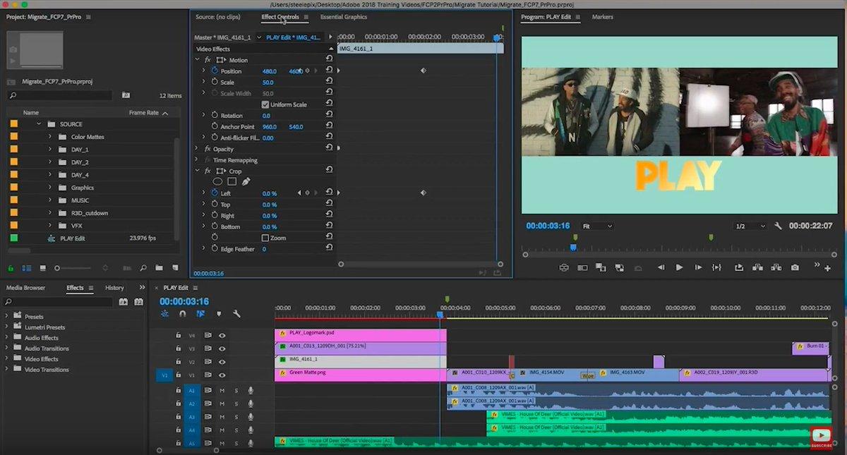 Adobe Premiere Pro on Twitter: