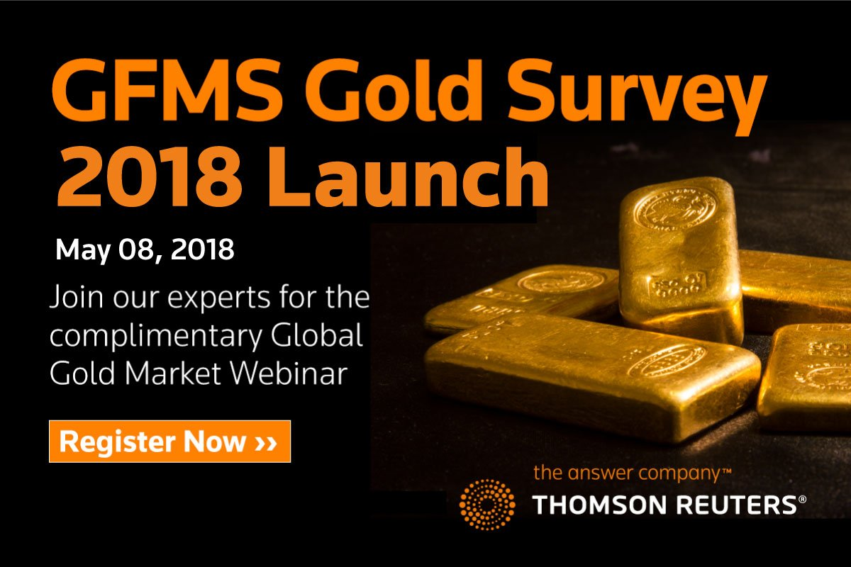On May 8th, @TRFinServices will present their latest in-depth analysis webinar of the international gold market. Register here: https://t.co/wRsew1jfZw @Metals