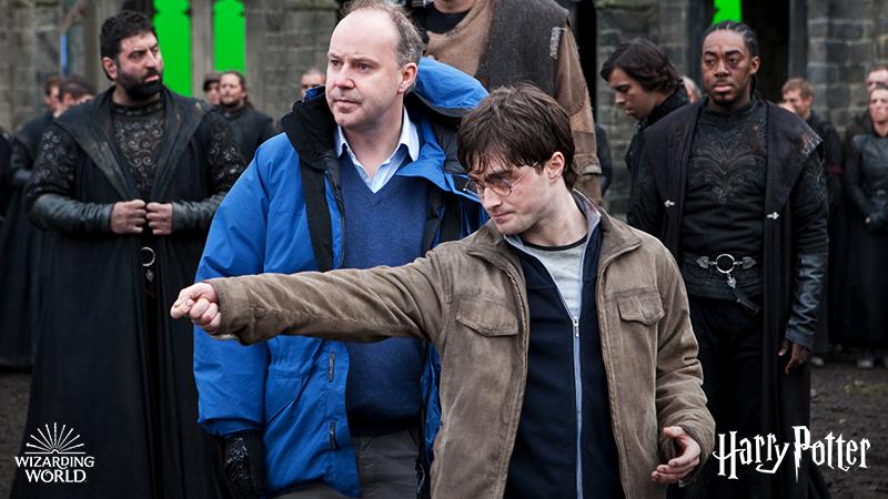Preparing for the Battle of Hogwarts. #TBT https://t.co/tZ7prK4Vx5