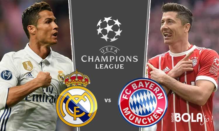 Nhận định Real Madrid vs Bayern Munich: Dính đòn đối thủ